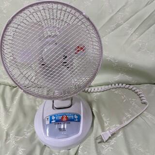 山善 - YAMAZEN 18cm羽 卓上&クリップ扇風機 美品