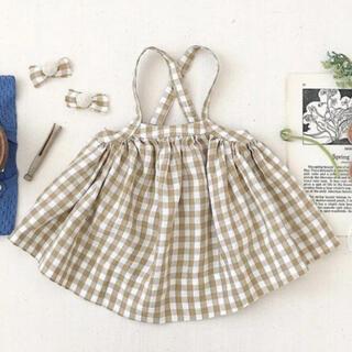 キャラメルベビー&チャイルド(Caramel baby&child )のsoor ploom 4Y 定番スカート(スカート)