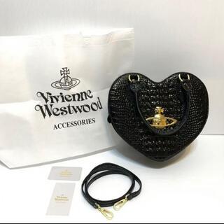 ヴィヴィアンウエストウッド(Vivienne Westwood)のヴィヴィアンウエストウッド ハート型ショルダーバッグ(ショルダーバッグ)