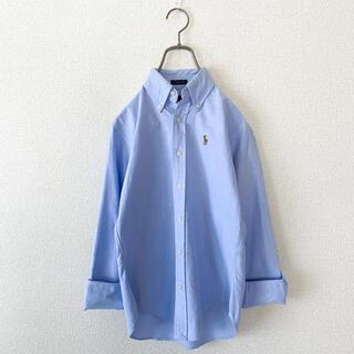 ラルフローレン(Ralph Lauren)のラルフローレン / 長袖シャツ ワンポイント 00 青 水色(シャツ/ブラウス(長袖/七分))