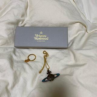 ヴィヴィアンウエストウッド(Vivienne Westwood)のvivienne westwood ヴィヴィアンウエストウッド ネックレス(ネックレス)
