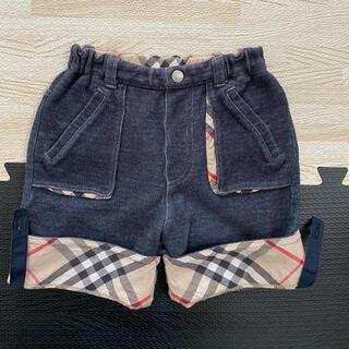 バーバリー(BURBERRY)のハーフパンツ 半ズボン パンツ BURBERRY バーバリー キッズ 子供 90(パンツ/スパッツ)