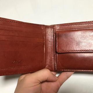 ダコタ(Dakota)のDakota 二つ折り財布 牛革(折り財布)