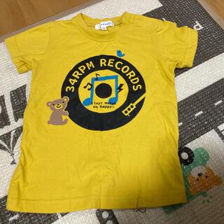 サンカンシオン(3can4on)の3can4on お揃い Tシャツ 90のみ(Tシャツ/カットソー)