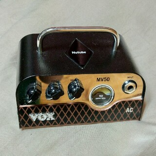 ヴォックス(VOX)のVOX MV50 AC(ギターアンプ)