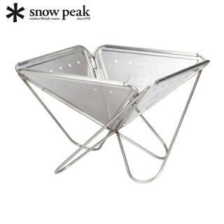 Snow Peak - 新品未使用 スノーピーク 焚火台 L  ST-032RS snow peak