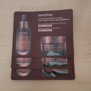 Innisfree - innisfree イニスフリーブラックティーユースエンハンシング