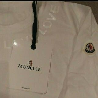 モンクレール(MONCLER)の新品正規品 MONCLER Tシャツ(Tシャツ(半袖/袖なし))