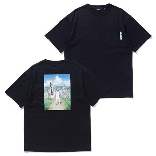 XLARGE - XLARGE サマーウォーズ コラボTシャツ 黒M