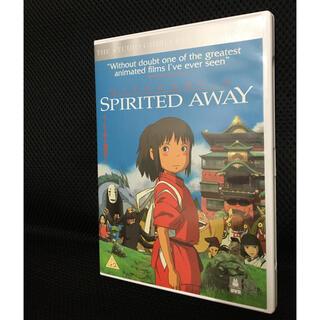 ジブリ - 千と千尋の神隠し 輸入版DVD★ジブリ 宮崎駿