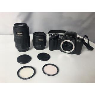 PENTAX - 良品 PENTAX Z-10 ダブルレンズ フィルム一眼レフカメラ