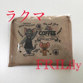 タリーズコーヒー(TULLY'S COFFEE)のタリーズ トムとジェリー エコバッグ コーヒー コラボ タリーズコーヒー(エコバッグ)
