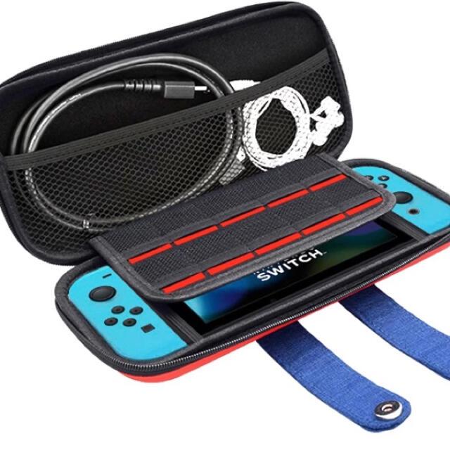 Nintendo Switch(ニンテンドースイッチ)のNintendo Switchマリオケース エンタメ/ホビーのゲームソフト/ゲーム機本体(その他)の商品写真