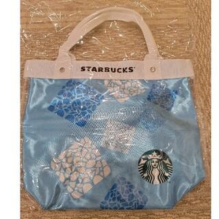 Starbucks Coffee - スターバックス サマーコレクション ビニールバッグ スタバ