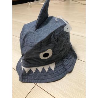 ベビーギャップ(babyGAP)の★新品未使用 BabyGap 恐竜 帽子 48-50 ★(帽子)