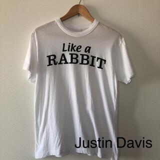 ジャスティンデイビス(Justin Davis)のジャスティンデイビス メンズTシャツ(Tシャツ/カットソー(半袖/袖なし))