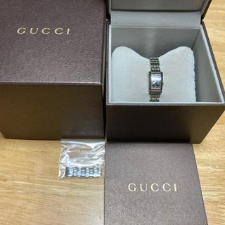 Gucci - 25日迄!最終値下げしました*新品*Gucci グッチ レディース腕時計