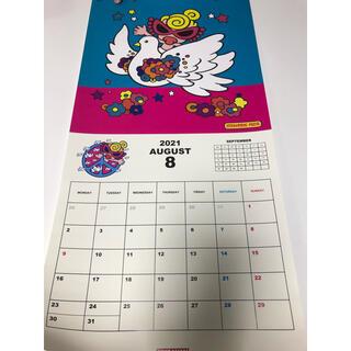 ヒステリックミニ(HYSTERIC MINI)のヒス ノベルティカレンダー(ノベルティグッズ)
