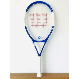 wilson - 【希少】ウィルソン『Nコード N4/NCODE』テニスラケット/G2/ブルー