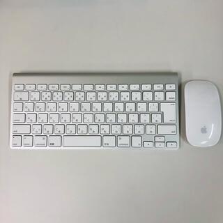 Apple - iPad/Mac用 Apple純正 Mouse + Keyboard
