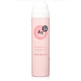 SHISEIDO (資生堂) - エージーデオ24 パウダースプレー フローラルブーケの香り 40g  新品未開封