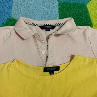 バーバリー(BURBERRY)のバーバリー キッズ 2枚 セット まとめ 120(Tシャツ/カットソー)