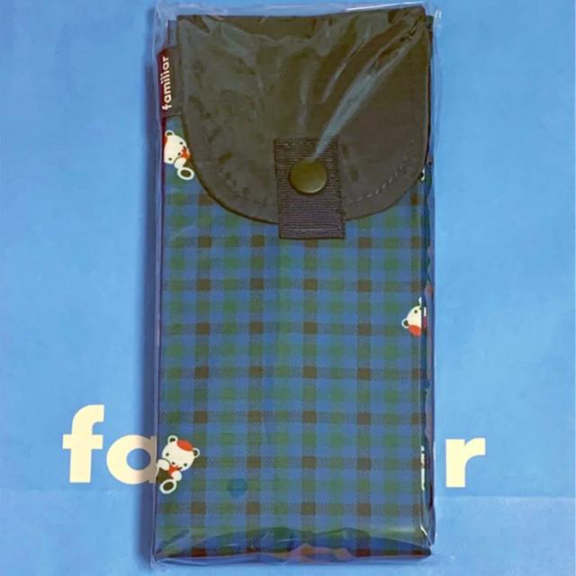 familiar(ファミリア)の【新品未使用】familiar エコバッグ M レディースのバッグ(エコバッグ)の商品写真