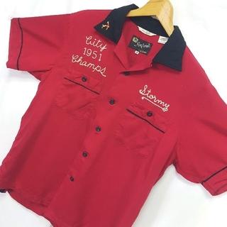 トウヨウエンタープライズ(東洋エンタープライズ)の★日本製 King Louie × 東洋エンタープライズ ボーリングシャツ(シャツ)