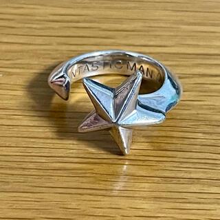 ファンタスティックマン スターリング 10.5号(リング(指輪))