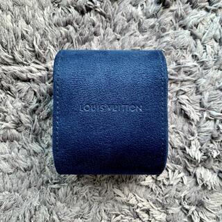 ルイヴィトン(LOUIS VUITTON)の時計ケース ルイヴィトン LV 未使用 正規 ダークブルー ネイビー 送料込!(その他)