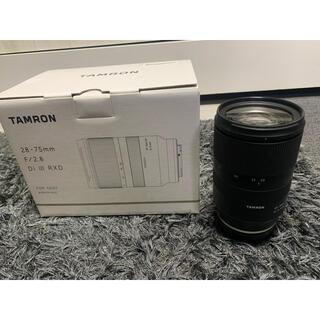 TAMRON - TAMRON 28-75F2.8 DI3 RXD(A036SE)