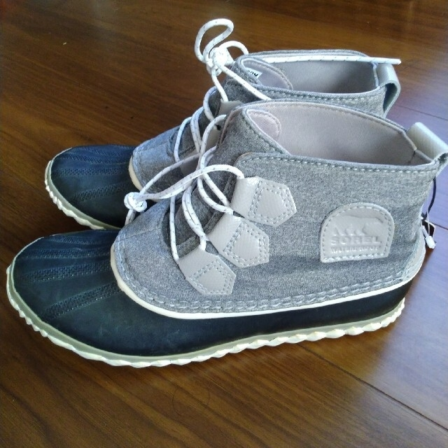 SOREL(ソレル)のソレル SOREL アウトアンドアバウト レディース 24.0cm レディースの靴/シューズ(スニーカー)の商品写真