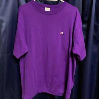 Champion - Champion パープル 紫 Tシャツ