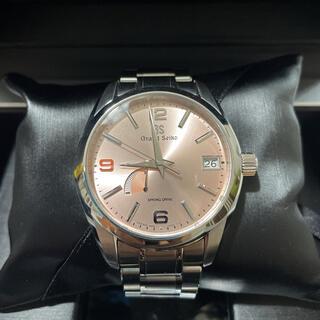 グランドセイコー(Grand Seiko)のグランドセイコー AJHH限定 500本(腕時計(アナログ))
