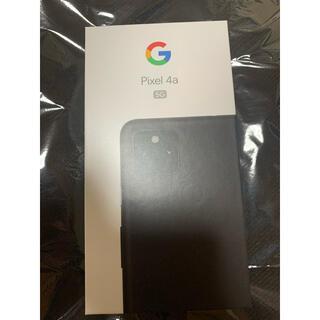 Google Pixel - Google Pixel 4a JustBlack 128 GB