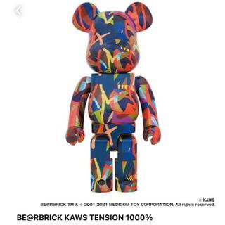 メディコムトイ(MEDICOM TOY)のKAWS BE@BRICK 1000% TOKYO FIRST ベアブリック(その他)