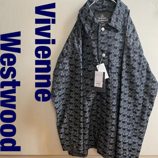 Vivienne Westwood - Vivienne Westwood ORBリピートジャカードユーティリティシャツ