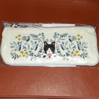FELISSIMO - フェリシモ 猫部 歯ブラシも入る ポーチ