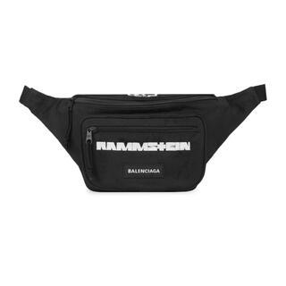 バレンシアガ(Balenciaga)の世界100個限定! 新品 BALENCIAGA RAMMSTEIN ベルトバッグ(ボディーバッグ)