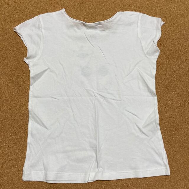 Bonpoint(ボンポワン)のボンポワン カットソー 8ans 2枚セット キッズ/ベビー/マタニティのキッズ服女の子用(90cm~)(Tシャツ/カットソー)の商品写真