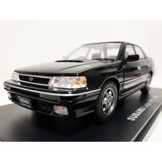 スバル(スバル)の国産名車/'89 Subaruスバル Legacyレガシー RS 1/24(ミニカー)