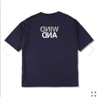シー(SEA)のWDS A32 (INVERT-OP) T-SHIRT / NAVY(Tシャツ/カットソー(半袖/袖なし))