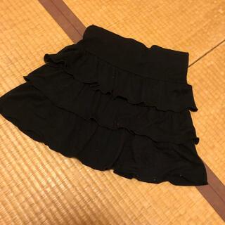 ユニクロ(UNIQLO)のスカート(ミニスカート)