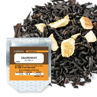 ルピシア(LUPICIA)のルピシア グレープフルーツ (紅茶)LUPICIA 夏に美味しい紅茶 フレーバー(茶)