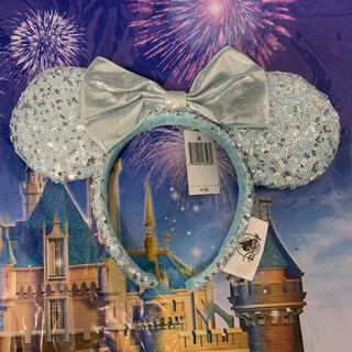 Disney - 海外ディズニー WDW カチューシャ アレンデールアクア