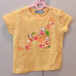 familiar - 新品未使用 ファミリア Tシャツ
