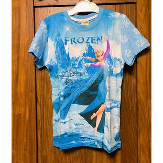 Disney - アナと雪の女王 エルサ ティシャツ 140