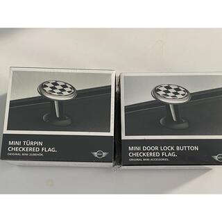 BMW - BMW MINI 純正ドアロックキャップ 2箱セット 4ドア分 新品未開封