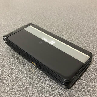 パナソニック(Panasonic)のP-smart  P-01J docomo ブラック(携帯電話本体)