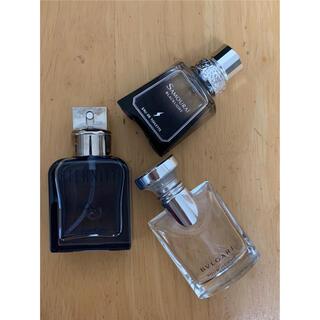 ブルガリ(BVLGARI)のサムライ ブルガリ カルバンクライン 香水 オードトワレ(香水(男性用))